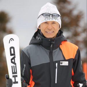 Ski School Director  Hideo Maruyama